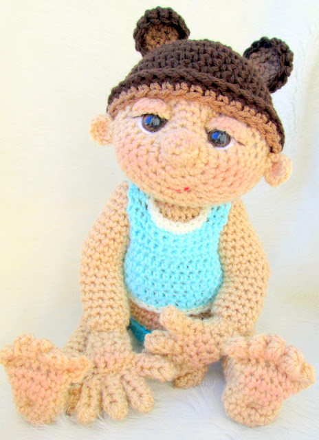 Baby Crochet pattern