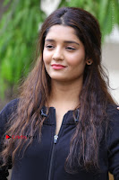 Actress Ritika Singh Stills at Guru Movie Success meet  0074.JPG