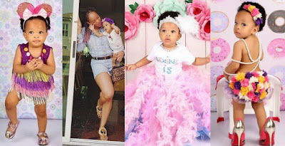 Adaeze Yobo shares the powerful testimony behind the birth of her daughter, as she clocks one