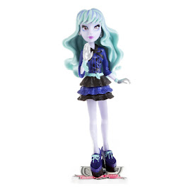 Monster High RBA Twyla Magazine Figure Figure