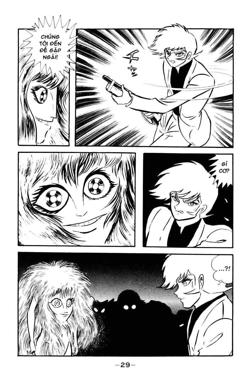 DevilMan chapter 22.1 trang 24