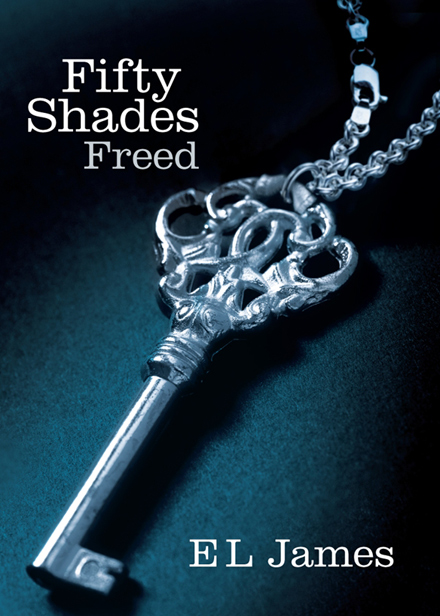 E.L James - Fifty Shade Freed