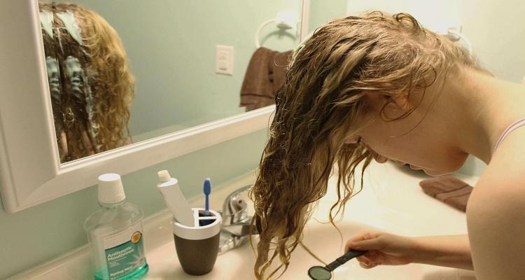 وصفة بيكربونات الصوديوم المذهلة لانبات الشعر وتكثيفه