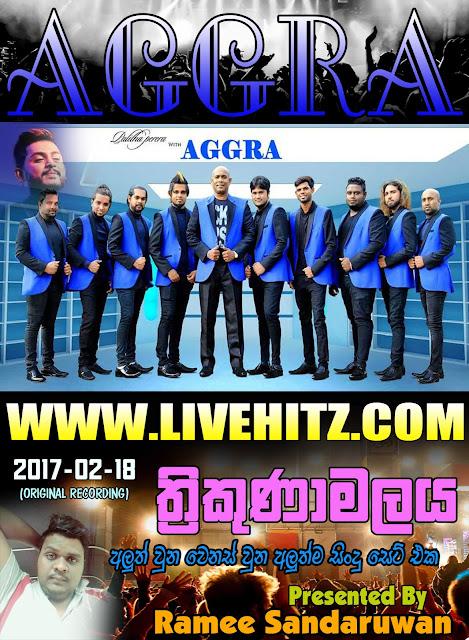 AGGRA LIVE IN TRINCO 2017-02-18