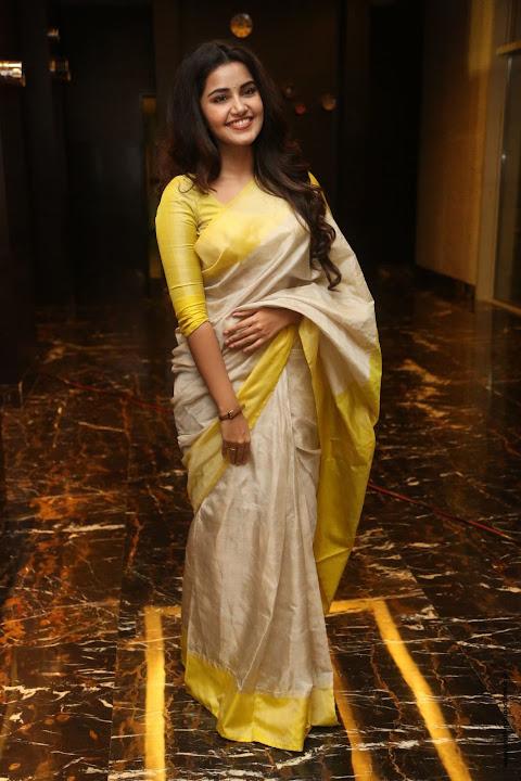 Anupama Parameswaran at SVC Success Celebrations