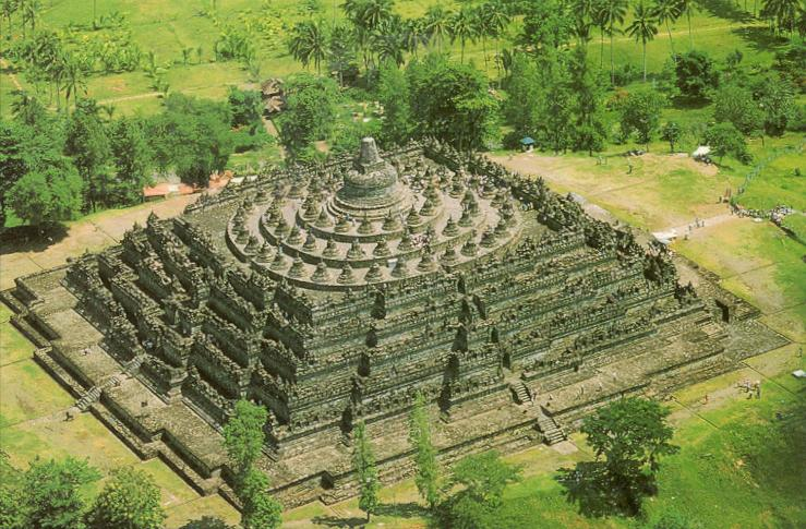 Contoh Text Report Example Of Report Text Borobudur Tample