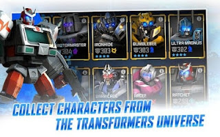 Transformers Forged to Fight v1.0.1 Mod Apk Terbaru