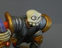 action figure milano statuetta personalizzata personaggio videogioco orme magiche