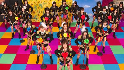 Lirik Lagu AKB48 – Heavy Rotation