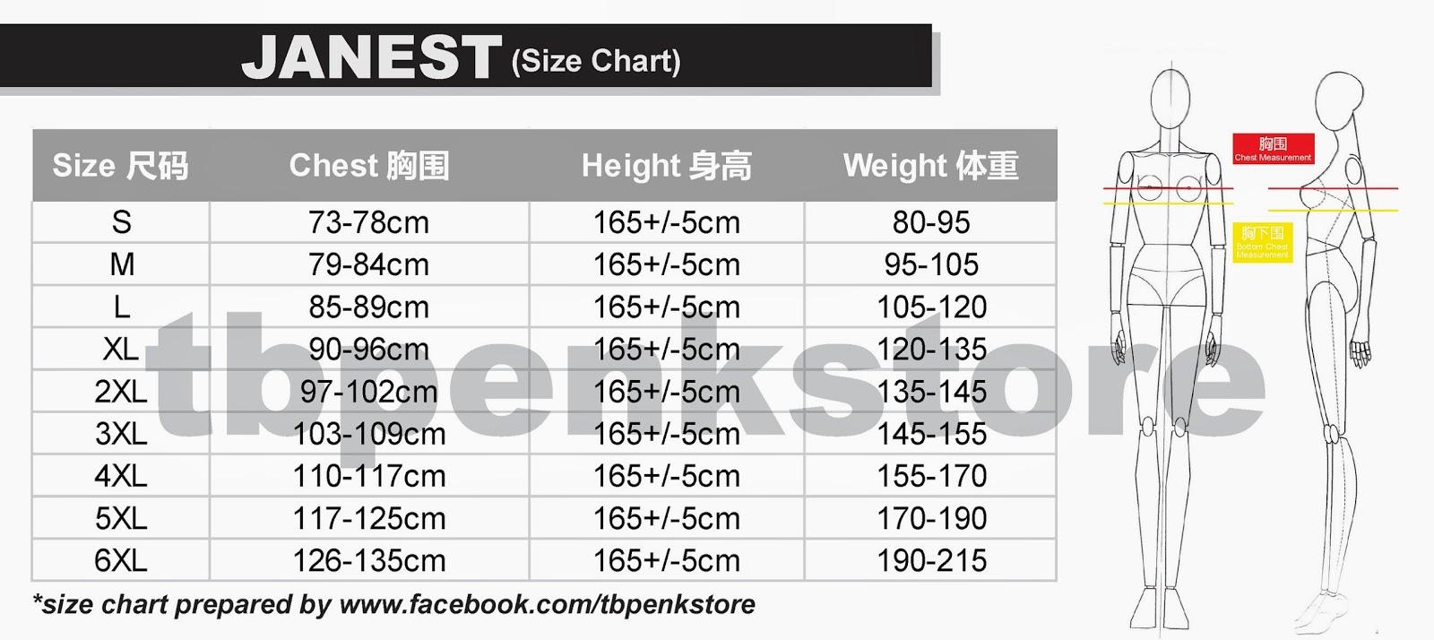 Binder Size Chart Arenda Stroy