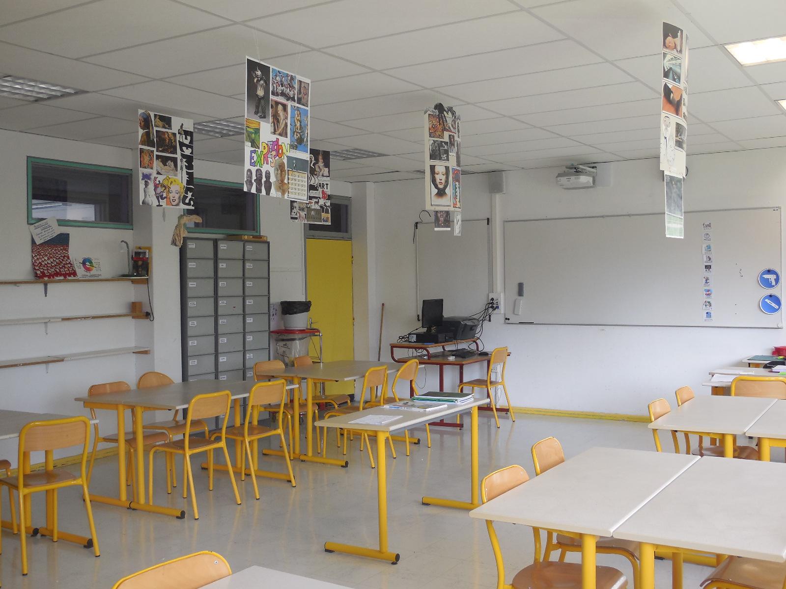 La Salle College >> Arterray: La Salle d'arts plastiques
