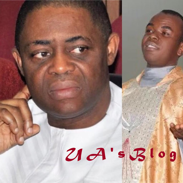 2019 presidency: Fani-Kayode attacks Fr. Mbaka for endorsing Buhari for second term