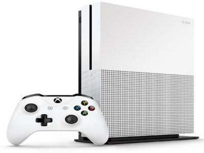 Xbox One S電視遊樂器