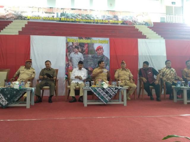 Purnawirawan Kopassus Deklarasi Dukung Pencapresan Prabowo