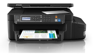 Epson L605 Ink Tank System Drivers Download