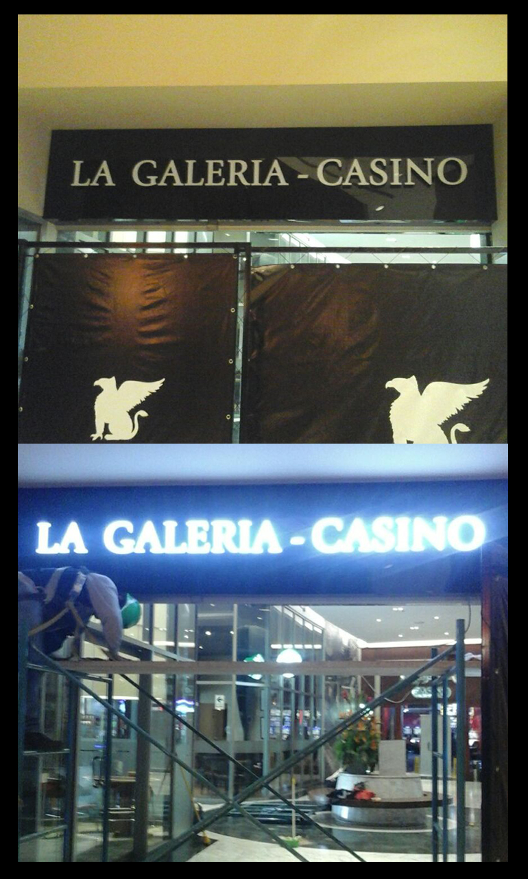 LA GALERIA - CASINO HOTEL MARRIOTT
