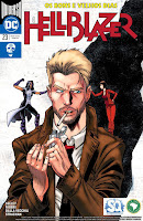 DC Renascimento: Hellblazer #23