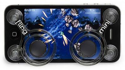 flingmini_kotakubr Fling Mini para iPhone é um controle grande demais