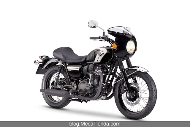 Kawasaki W800 Final Edition modelo 2017