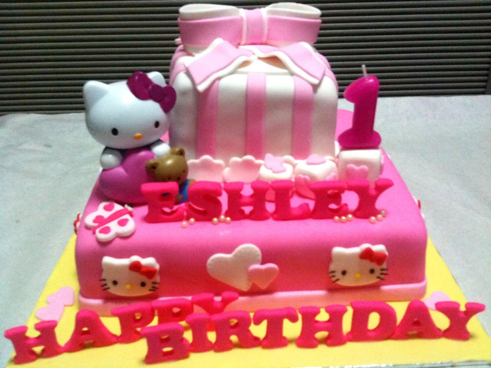 Oven Creations Happy 1st Birthday Eshley