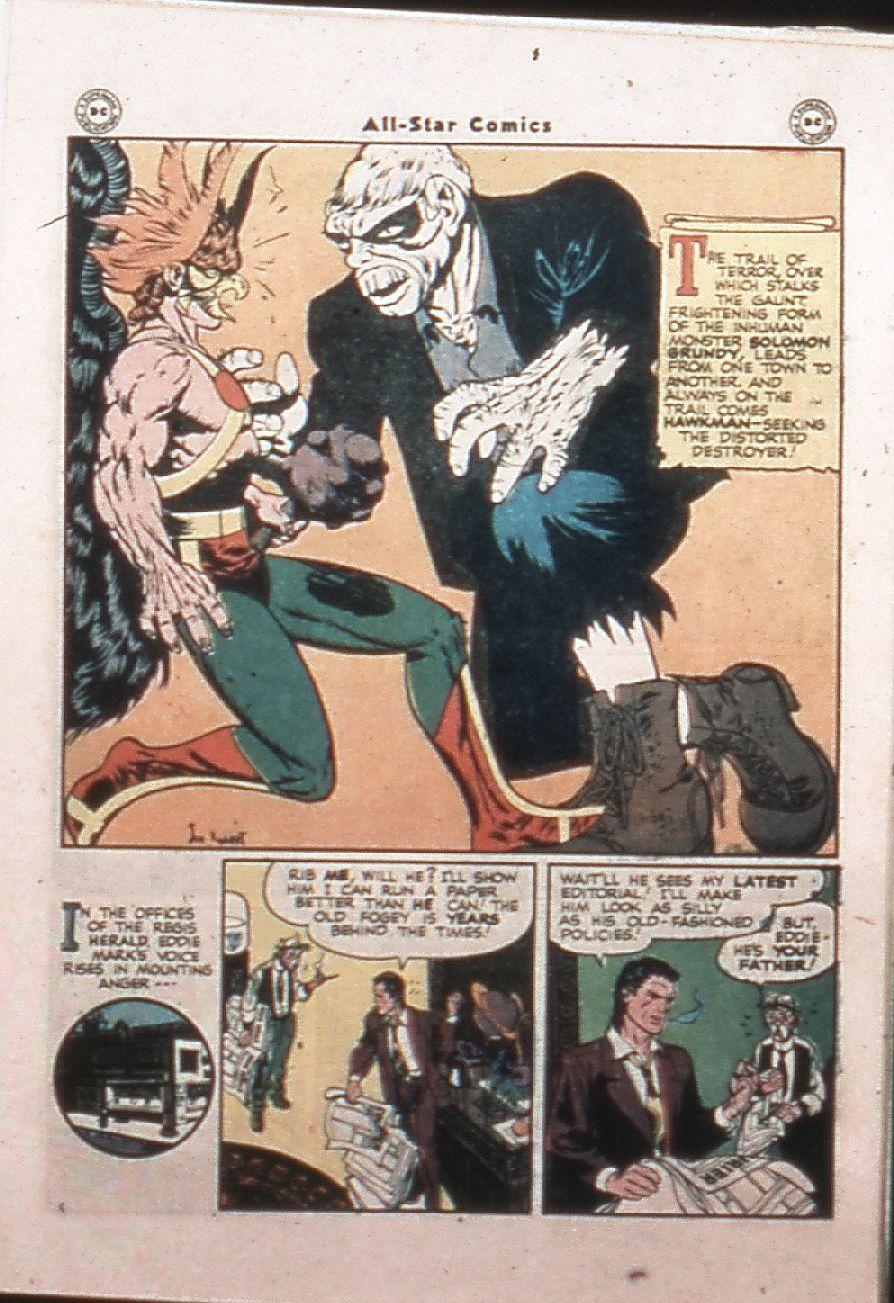 Read online All-Star Comics comic -  Issue #33 - 9