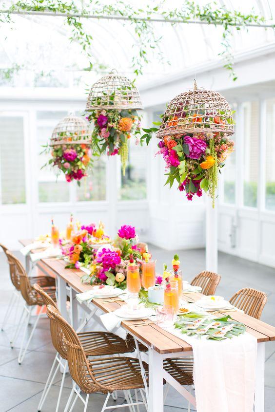 arranjos florais, blog Achados de Decoração