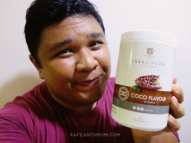 TaraCocoa Collagen - Minuman Kolagen Berasaskan Koko & Kolagen Peptida Ikan