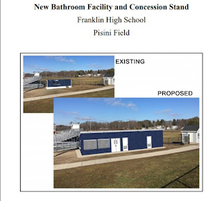 Franklin Public Schools: Concession Stand At FHS