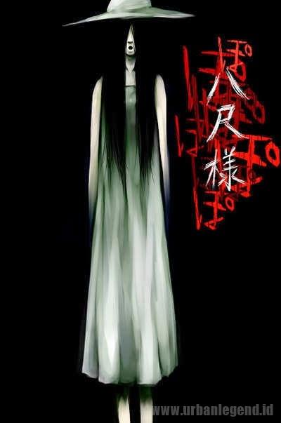 Urban Legend Jepang Hachishakusama (Delapan Kaki)