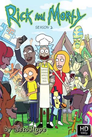 Rick Y Morty Temporada 2 [1080p] [Latino-Ingles] [MEGA]