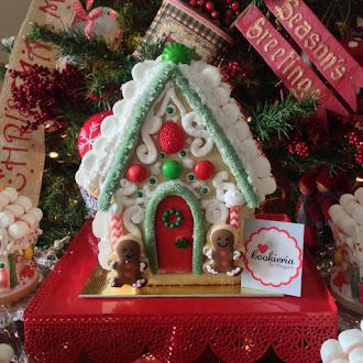 Casinhas de Natal...