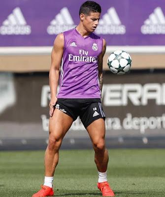 Manchester United Jose Mourinho wants James Rodriguez
