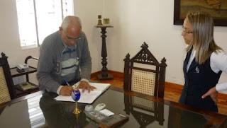 Waldi Cordeiro é eleito um dos diretores da SINDHOSFIL/ LINOSESP