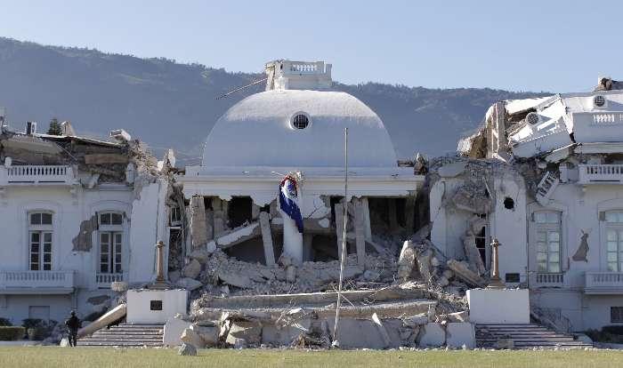 Terremoto em 2010 no  Haiti