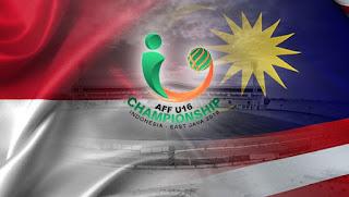 Jadwal Semifinal Piala AFF U-16 Indonesia Vs Malaysia