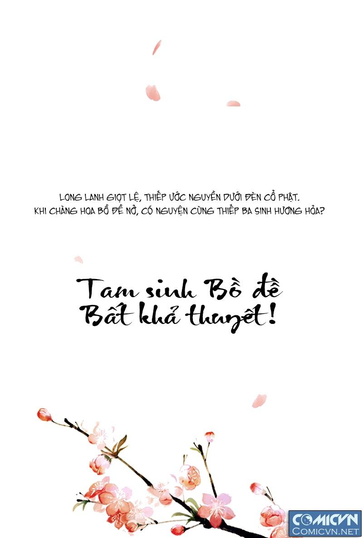 Tam Sinh Bồ Đề Dã Hòa Thượng - Chap 1