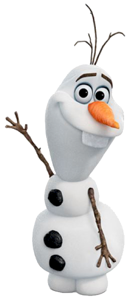 Frozen: Olaf Clip Art. | Oh My Fiesta! in english