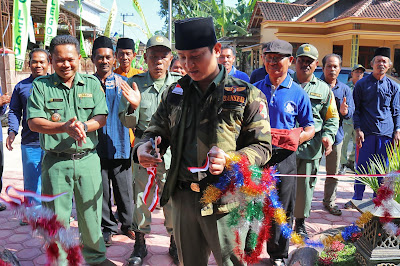 Wabup Arifin: Poskamling Merupakan Salah Satu Wujud Hubbul Wathon Minal Iman