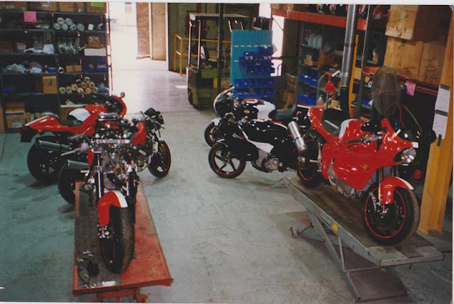 Harley-Davidson VR1000 Production York Pennsylvania