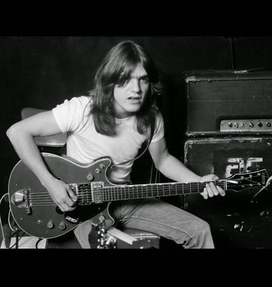 AC/DC founding member Malcolm Young dies at 64