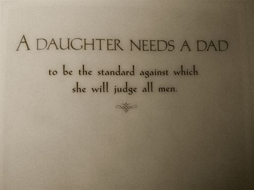 Top Father's Day Quotes From Daughter To Dad