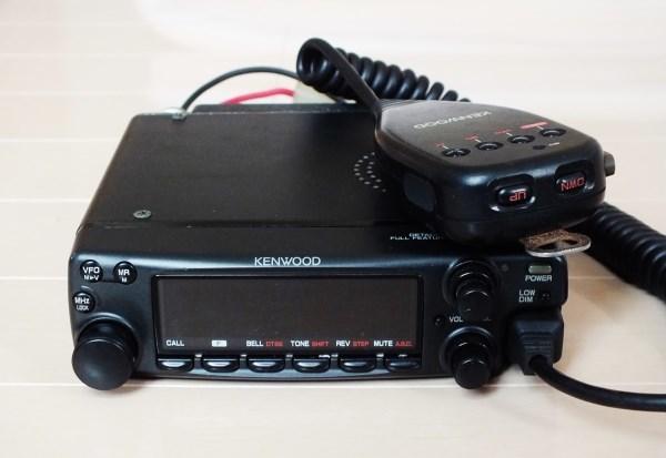 Kenwood TM-732A Mobile Radio