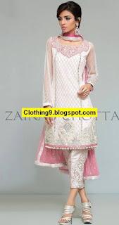 Zainab Chottani Eid ul Adha Party Wear Collection 2016-2017