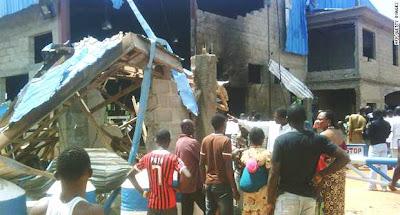 Ataque contra iglesias cristianas en Niigeria