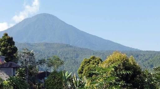 Gunung Agung Bali Status Awas, Warga KLU Diminta Tenang