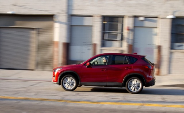 2013 Mazda CX-5 Grand Touring Body