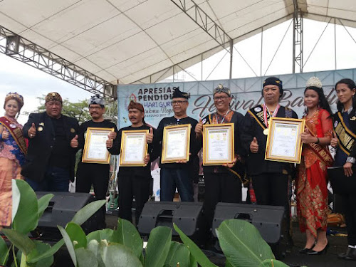 Rekor Cingciripit siswa SMP di Bandung