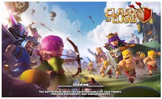 Clash of Clans (COC) versi 8.332.9 Apk Gratis Terbaru 2016