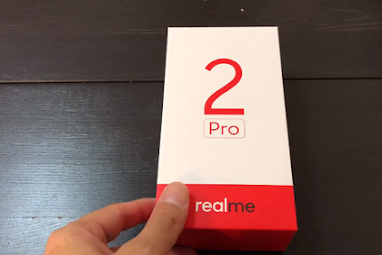 Harga Terbaru Oppo Realme 2 Pro, Spesifikasi Ukuran Layar 6,3 Inci Dua Kamera 16+2 MP