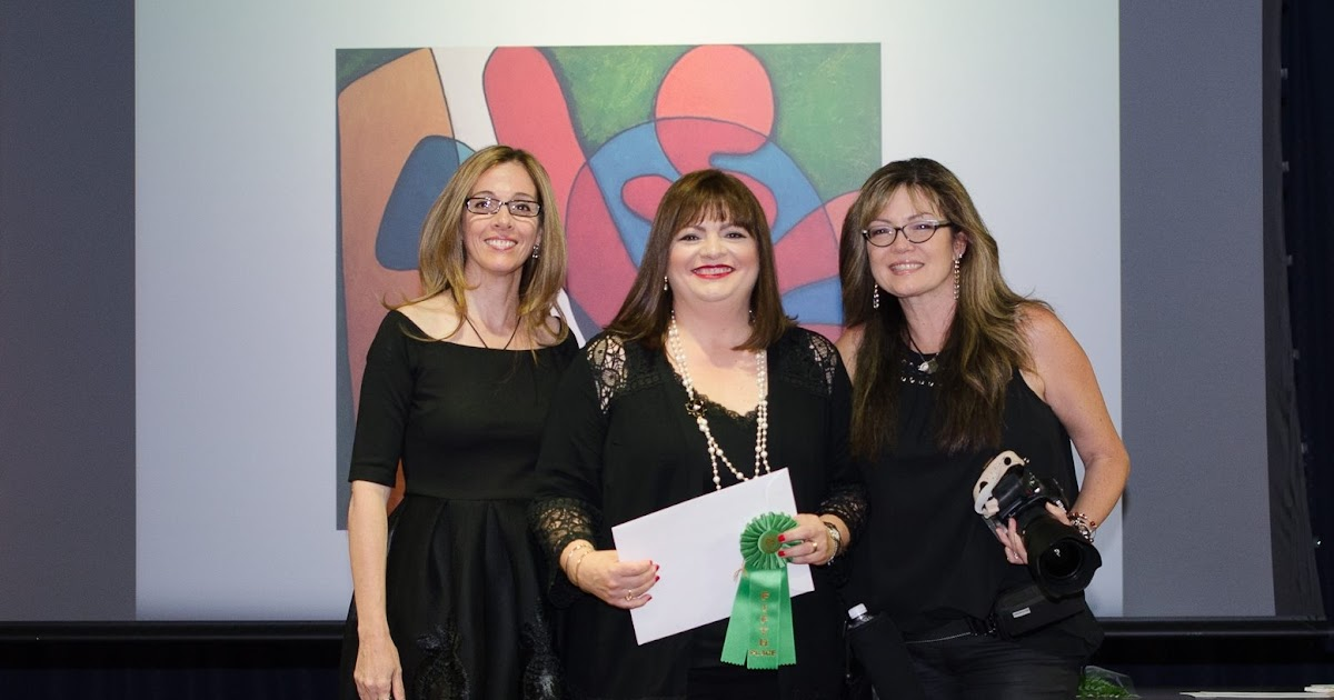 La artista puertorriqueña Denisse Berlingeri premiada por Women in the Arts en Orlando, Fl